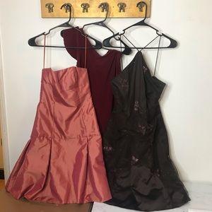 X3 Small Dresses